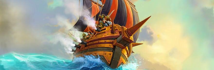 Sailing, sailing,