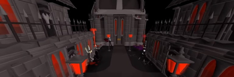 Old School RuneScape's vampire patch triggers a rollback, Jagex supports Black Lives Matter