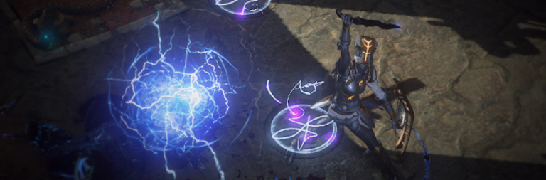 Path of Exile explains changes to Brands and shows off new Brand Gems coming with the Harvest League