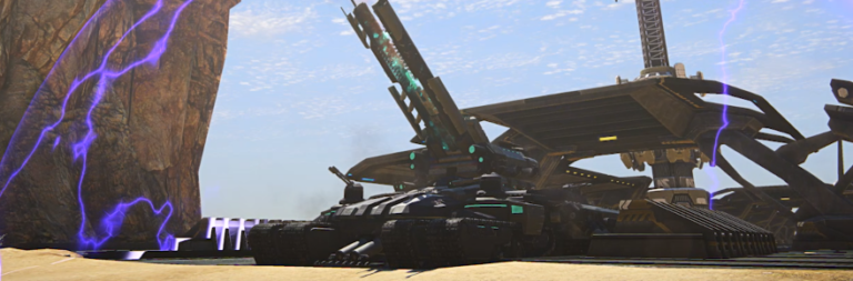 PlanetSide 2 adds new weapons and a big hecking tank to the PTS