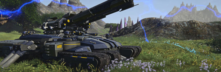 PlanetSide 2's Colossus update is live today – there's even a new trailer
