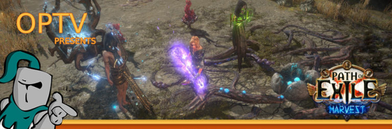 The Stream Team: In Path of Exile, a Scion Marauder's work is never done