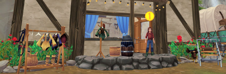 A new crafting and work order feature has come to horse MMO Star Stable