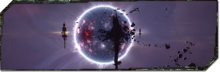 EVE Evolved: A live event threatens to reshape EVE Online's map