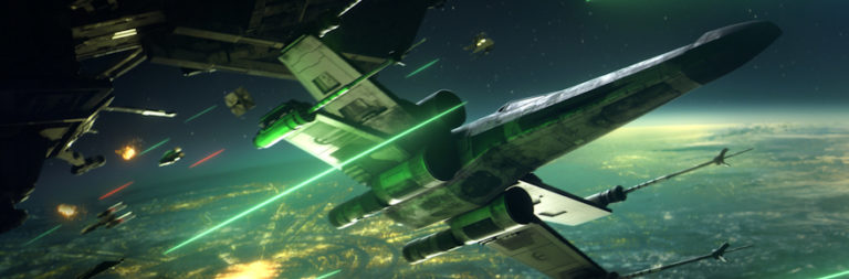 Star Wars Squadrons creative director: 'We're not trying to treat the game as a live service'