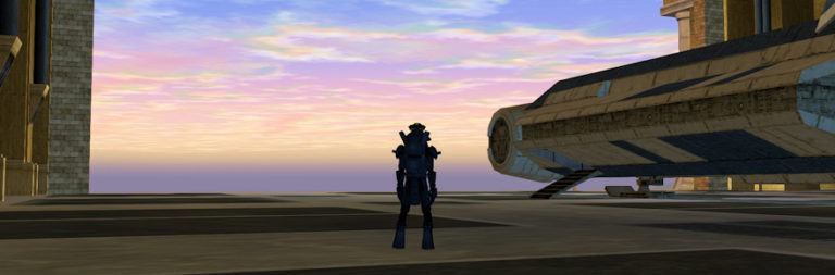 Star Wars Galaxies fans debate Legends, PvP, the economy, and more on community podcast
