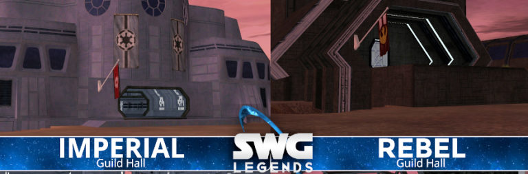Star Wars Galaxies Legends introduces two new buildings for Empire/Remembrance Day