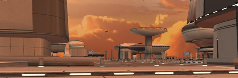 Star Wars Galaxies Legends shows off Bespin, paves the way for Empire Day 2020