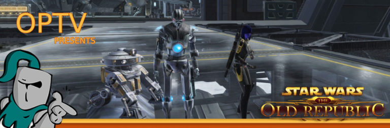 The Stream Team: Hunting the last SWTOR HK parts in flashpoints