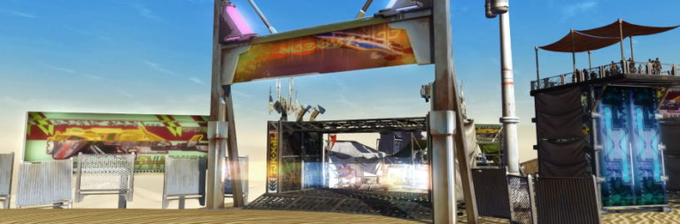 SWTOR revs up a new event, the All Worlds Ultimate Swoop Rally