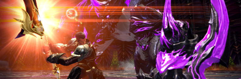 TERA's latest PC update opens the Draakon Arena and adds the Partner Adventure system