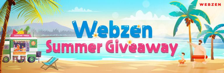 Yoink a MU Online, C9, Flyff, or Rappelz gift bundle in Webzen's summer 2020 giveaway