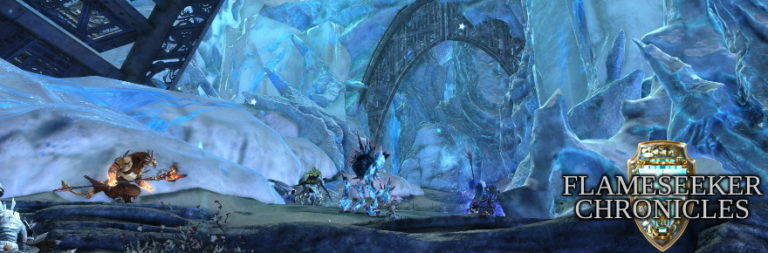 Flameseeker Chronicles: First Impressions of Guild Wars 2's Jormag Rising, live today