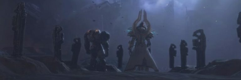 Not So Massively: First impressions of StarCraft II's co-op prestige system