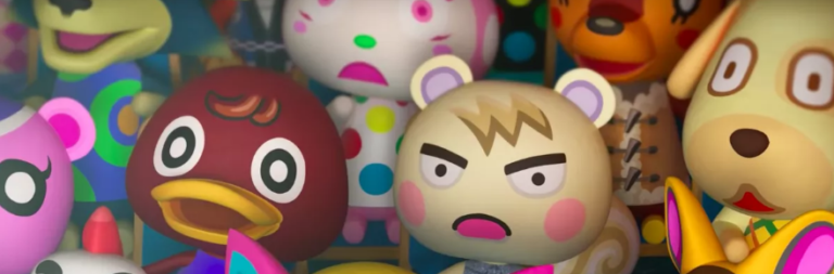 Animal Crossing New Horizons now lets players trip and fall, create penis-shaped fireworks
