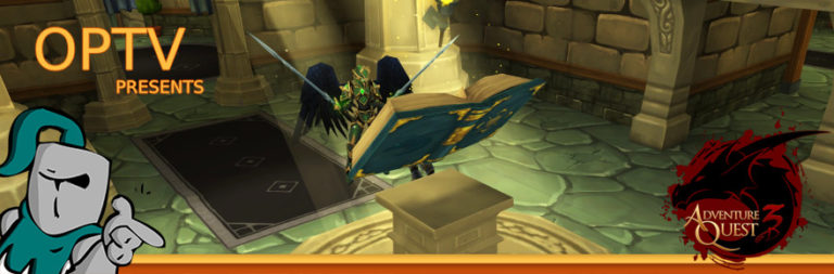 The Stream Team: A look at AQ3D's new Adventure Book of Lore