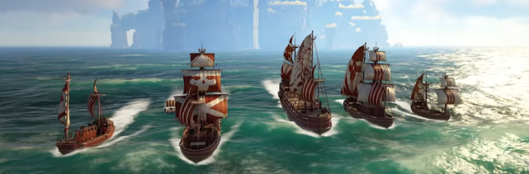 Atlas answers community questions about future plans for trade, ships, sea content, and the claim system