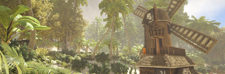 Early access MMO Atlas adds farming structures, de-levels everyone to level 80