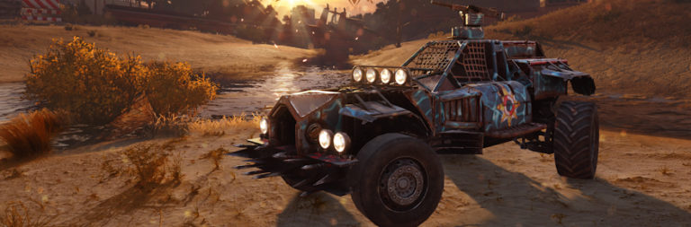Grab a Crossout Beach Buggy code from Gaijin and Massively OP!