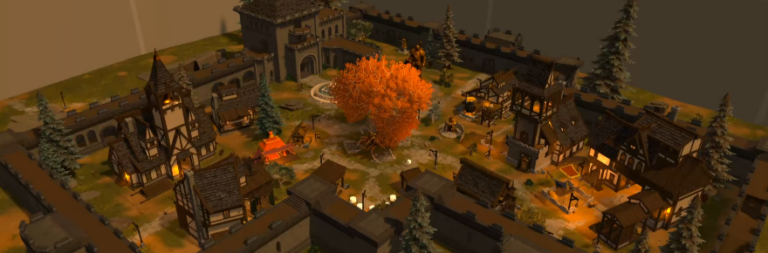 Crowfall discusses adjustments to keeps and forts in the July developer Q&A