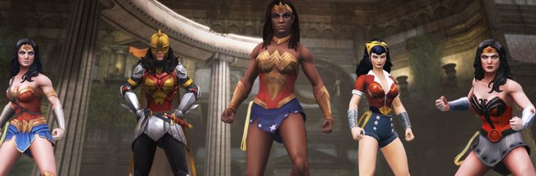 DC Universe Online launches the Wonderverse episode on July 30