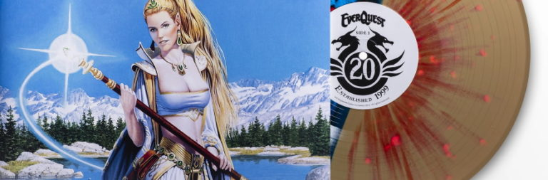 EverQuest releases a 20th anniversary vinyl soundtrack