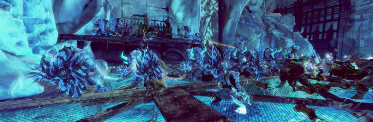 Guild Wars 2 takes fans through the design process of the Assault on the Frost Citadel meta-event