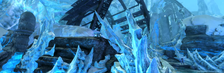 Guild Wars 2 previews Jormag Rising's Frost Citadel in new teaser