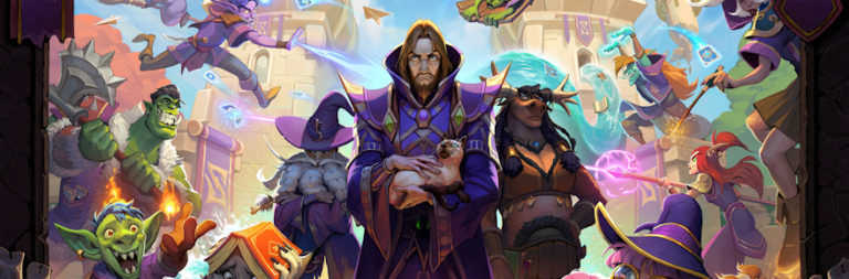 Hearthstone's Scholomance Academy is open for students new and old