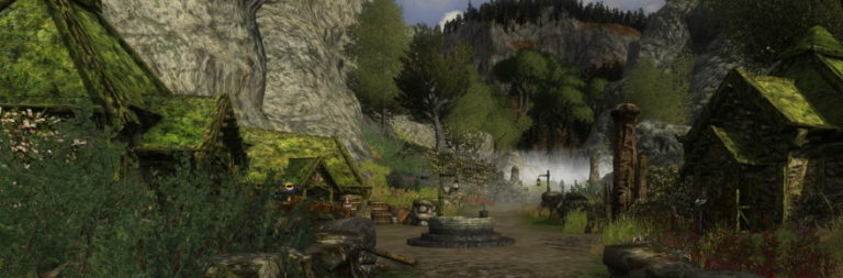 Lord of the Rings Online previews Rohan housing, re-enables world chat