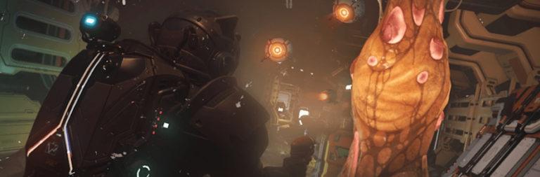 No Man's Sky Desolation is live, sending players to explore spooky derelict ships