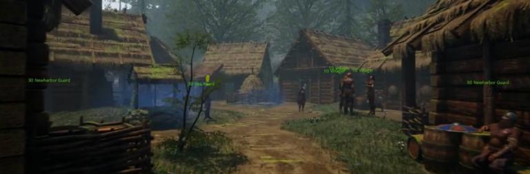 Medieval sandbox MMORPG Past Fate opens its second Kickstarter campaign
