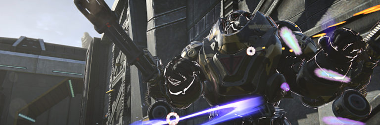 PlanetSide 2 is finally nerfing the Firestorm implant in today's update