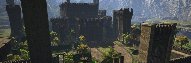 Shroud of the Avatar previews an adventure set in Lord British's castle