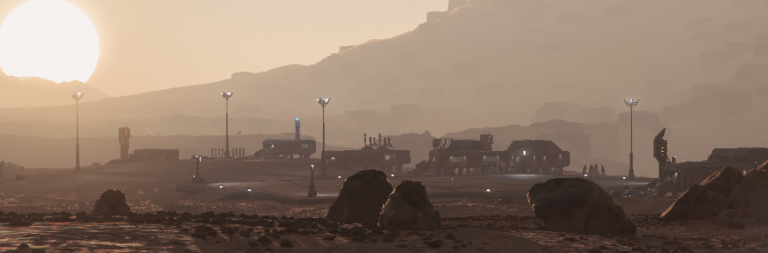 Star Citizen's June dev report recounts alpha 3.10 progress and work on upcoming weapons, ships, and planets