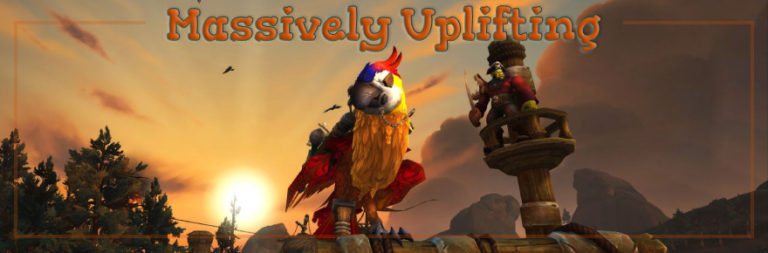 Massively Uplifting: Speech therapy, a college class in WoW, and the Ian Holm tribute that crashed LOTRO