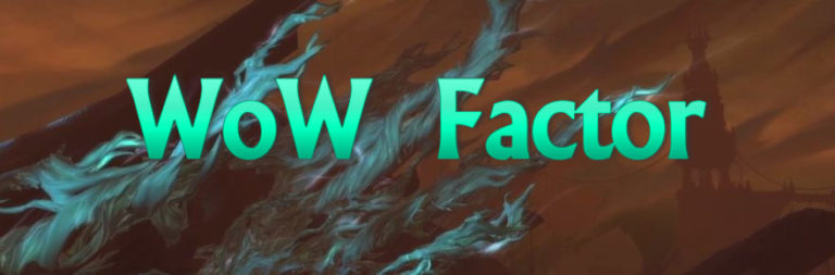 WoW Factor: Dissecting the drips and drabs from the Shadowlands reveal stream