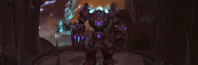 Blizzard outlines World of Warcraft Shadowlands prepatch changes, announces BlizzConline for February 2021