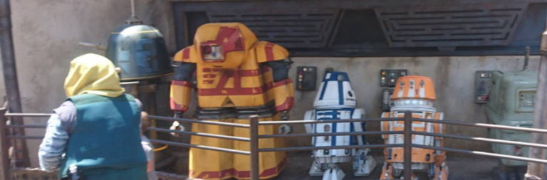 GDC Summer 2020: Immersive multiplayer storytelling with Disney's Star Wars Galaxy's Edge