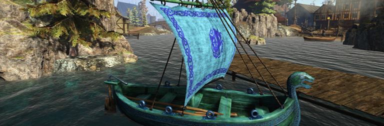 Shroud of the Avatar adds player town teleporters and previews new building block types