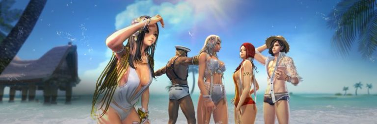 Blade & Soul shows off a plethora of summer events starting August 19