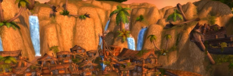 Perfect Ten: 10 great tropical areas to visit in MMOs