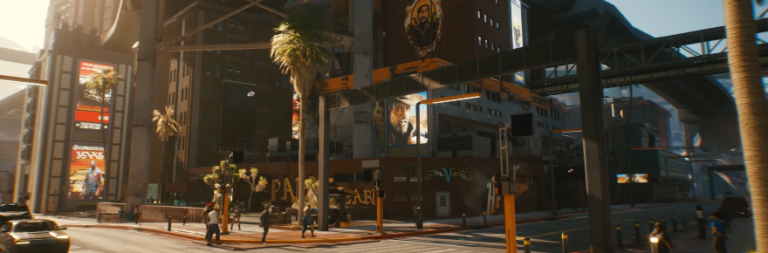 Cyberpunk 2077 details character life paths and a variety of weapons in new trailers