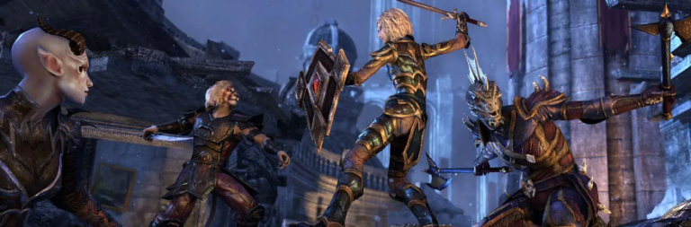 The Elder Scrolls Online celebrates the Imperial City with bonus PvP and PvE rewards