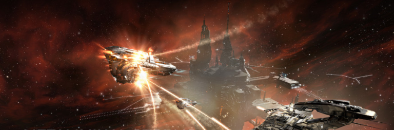 EVE Online will introduce abyssal energy hurricanes to nullsec space in a future update