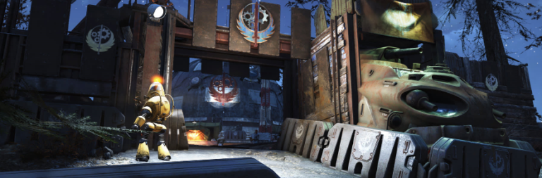 Fallout 76 dials back the amount of concrete needed in the ATLAS fortification community goal