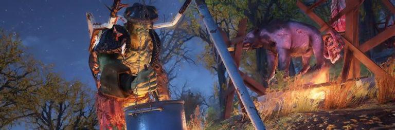 Meat Week returns to Fallout 76 ahead of wood week