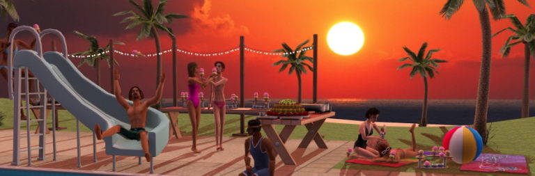 The MOP Up: Sims Online's rogue server goes sunbathing