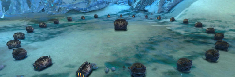 Guild Wars 2 is planning some quality-of-life changes for Drizzlewood Coast next week
