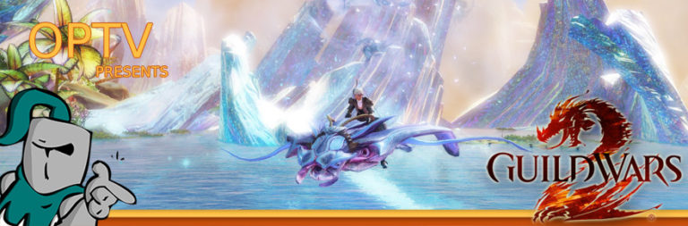 The Stream Team: Celebrating Guild Wars 2's 8th birthday with underwater mounts